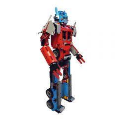 MOC Optimus Prime 42098 Alternate