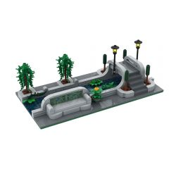 Modular Canal 01by brickdesigned_germany