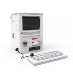 MOC-44604 Old Mac (a level 6 puzzle box)