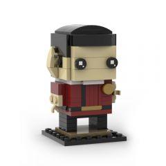 MOC-84361 Spock ST - Brickheadz