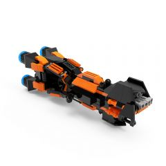 MOC MCRN Donnager micro (The Expanse)