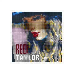 Taylor Swift Pixel Art