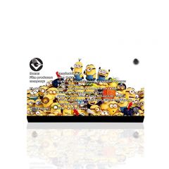 LEGO  Despicable Me Acrylic Information Sign