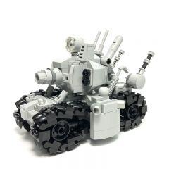 Refurbished MOC-24110 Super Vehicle 001 MOC