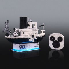LEGO Steamboat Willie 21317 Acrylic Display Stand