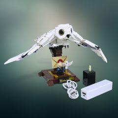 LEGO Hedwig 75979 Acrylic Display Stand