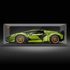LEGO Lamborghini Sián FKP 37 42115 acrylic display cases