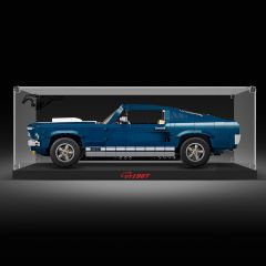 LEGO Ford Mustang 10265 acrylic display cases