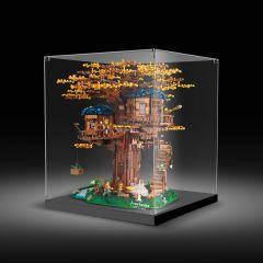LEGO Ideas Treehouse 21318 acrylic display cases