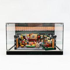 LEGO Ideas Central Perk 21319 acrylic display cases