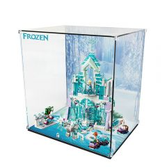 LEGO Elsa's Magical Ice Palace 41148 acrylic display cases