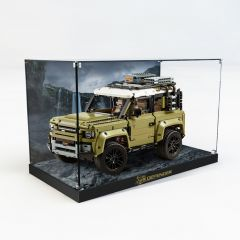 LEGO Technic Land Rover Defender 42110 acrylic display cases