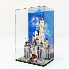 LEGO Disney Castle 71040 acrylic display cases
