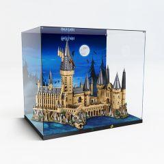 LEGO Harry Potter Hogwarts Castle 71043 acrylic display cases