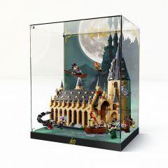 LEGO Hogwarts Great Hall 75954 acrylic display cases