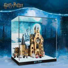 LEGO Hogwarts Clock Tower 75948 acrylic display cases