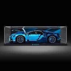 LEGO Bugatti Chiron 42083 acrylic display cases