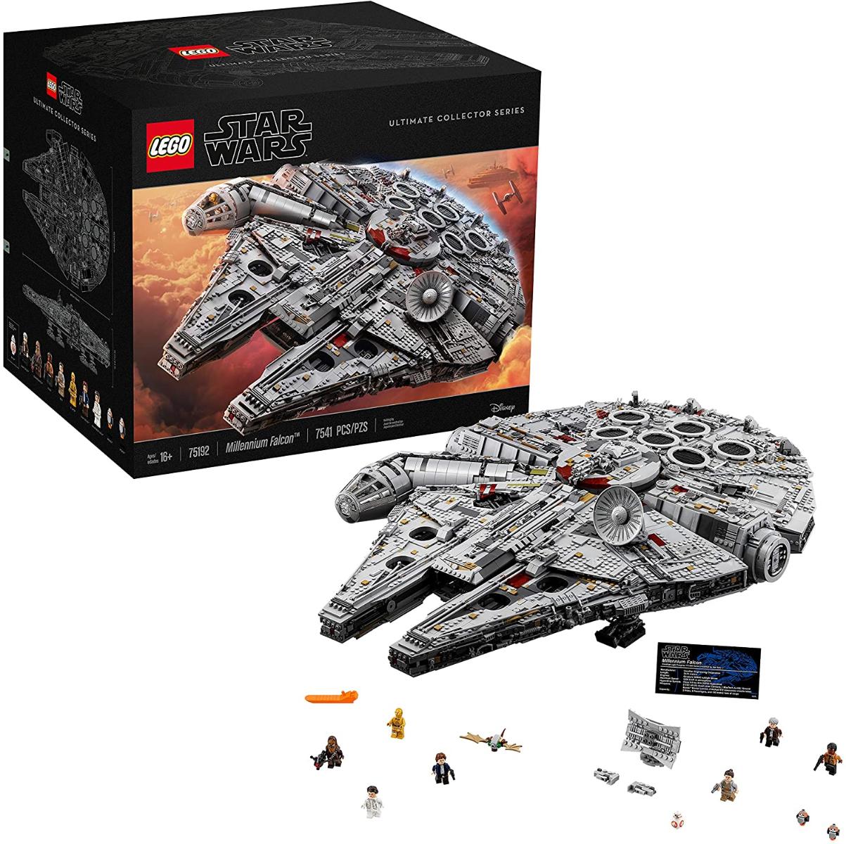 LEGO Star Wars UCS Millenium Falcon