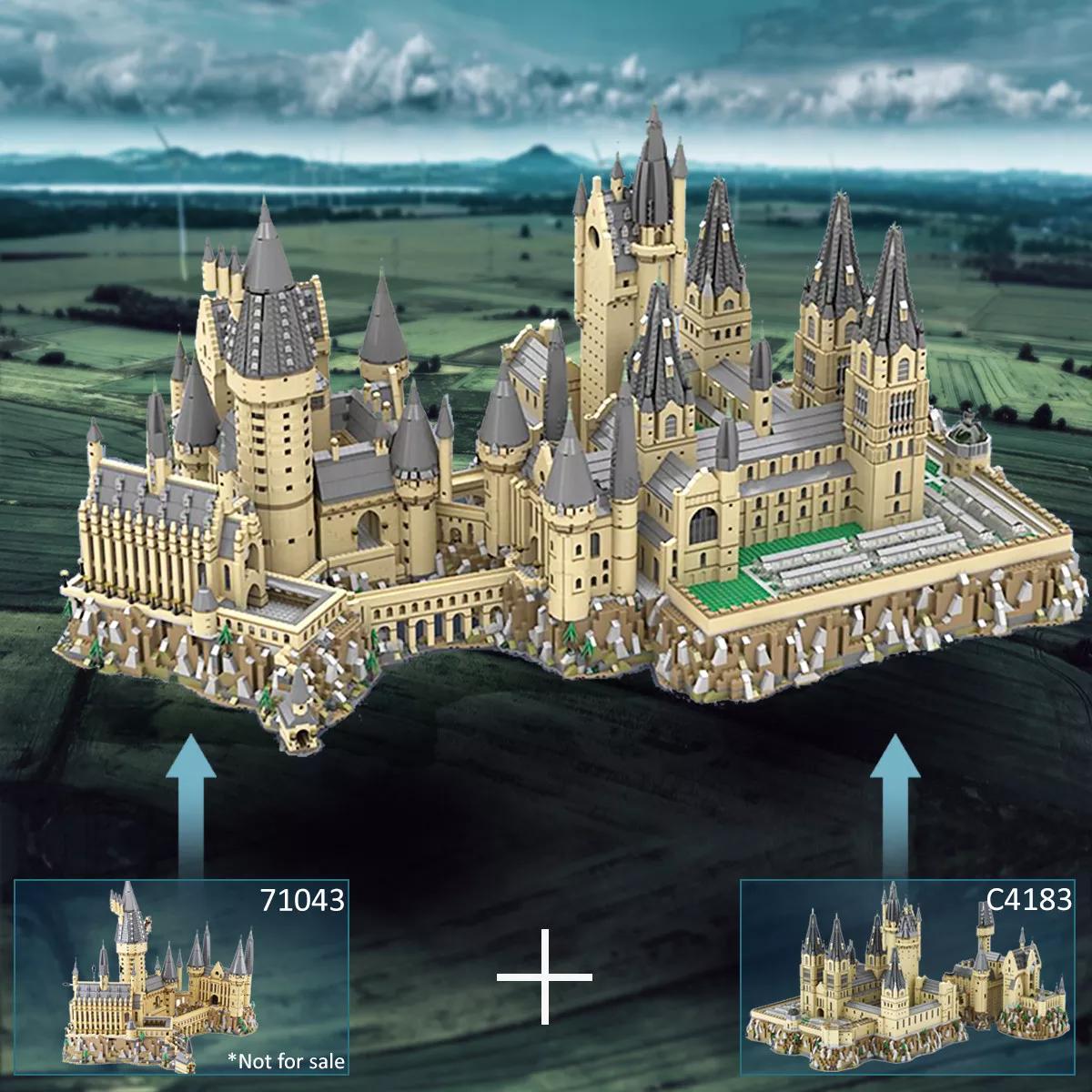 Hogwart's Castle (71043) Epic Extension
